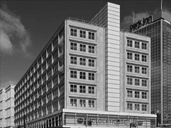 ALEXANDERPLATZ,BERLIN C&A DEPARTMENT STORE