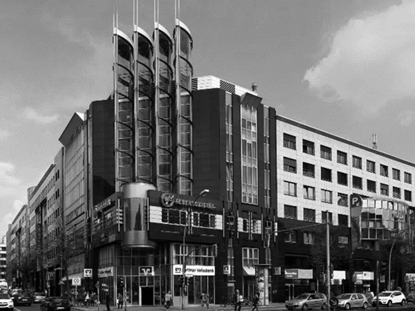 SHIN TAKAMATSU FRANKFURTER ALLEE, BERLIN OFFICE BUILDING