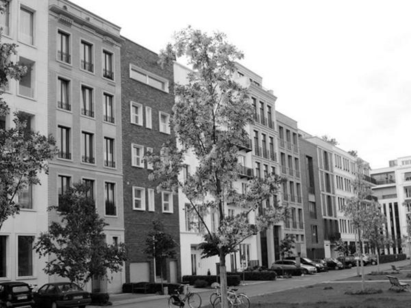 TOWNHOUSES, BERLIN-MITTE