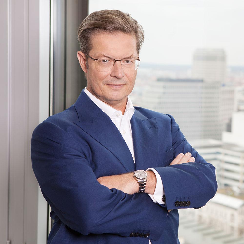 Investor in Immobiliengeschäften - Rainer Schorr